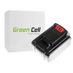 Bateria Akumulator Green Cell do Black&Decker BL1518 BL3018 18V 3Ah Li-Ion