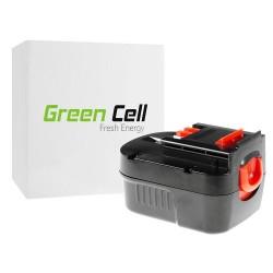 Bateria Akumulator Green Cell do Elektronarzędzi Black&Decker A12 A1712 HPB12 12V 3Ah