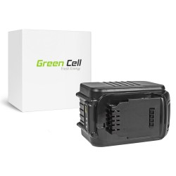 Bateria Akumulator Green Cell do Dewalt DCB184 DCB182 DCB180 18V 6Ah