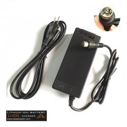 Ładowarka 1PIN  C.CINCH Antenowa Li-ion 36V do rower elektryczny bolec
