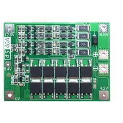 BMS 4-16s LiPo/LiIon - 50A/10A
