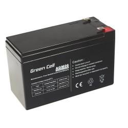 Akumulator AGM bateria żelowa kwasowa 12V 9Ah UPS