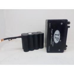 akumulator motor 12V mini cafe racer brat style 240A 5Ah LiFePO4
