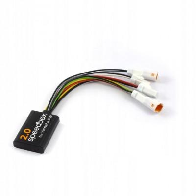 Chip SpeedBox Yamaha 2.0 tuning rowerów elektryków